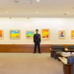 「山内大介展 ー2017ー」 そごう横浜店 個展会場 Phto Report